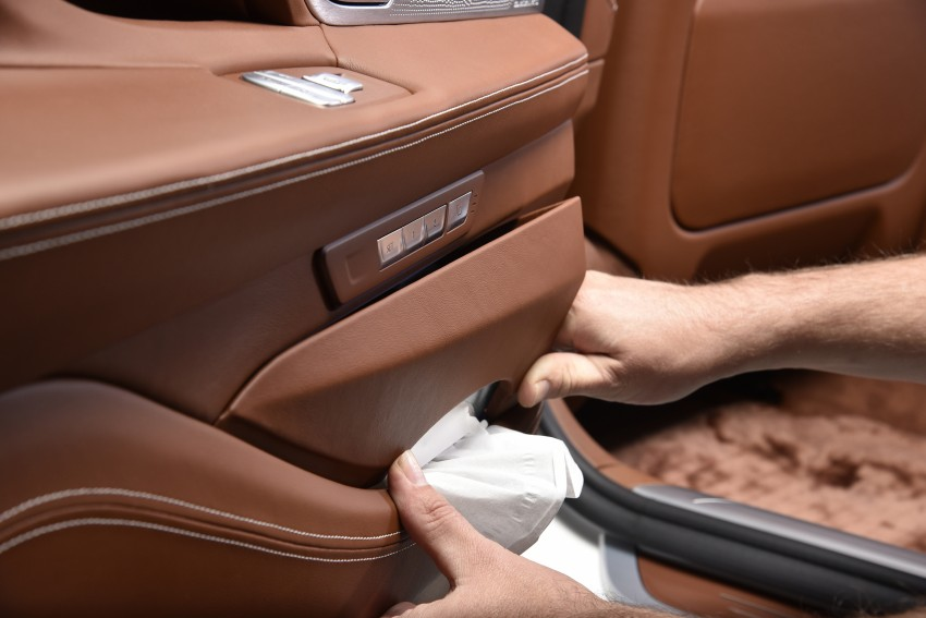 """BMW 7 Series """"Solitaire"""" and """"Master Class"""" editions Image #465036"""