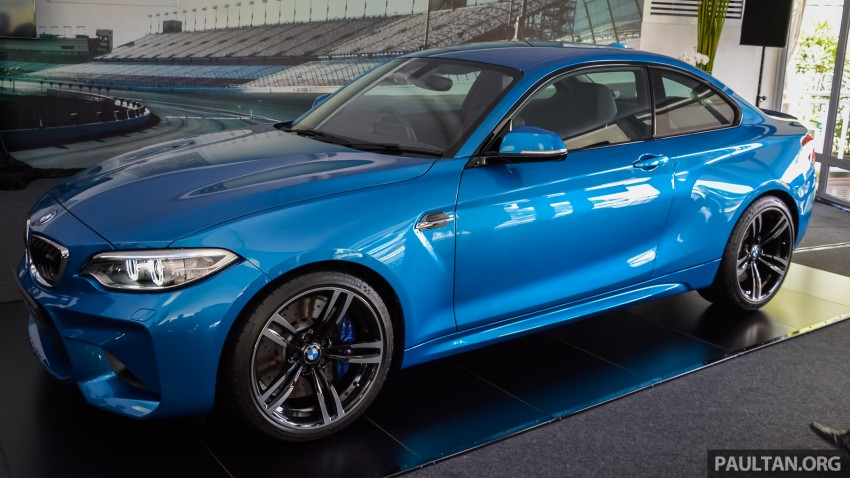 BMW M2 Coupe launched in Malaysia – RM498,800 Image #453185