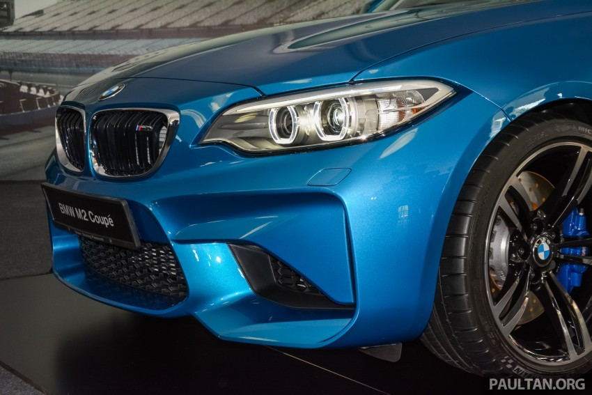 BMW M2 Coupe launched in Malaysia – RM498,800 Image #453193