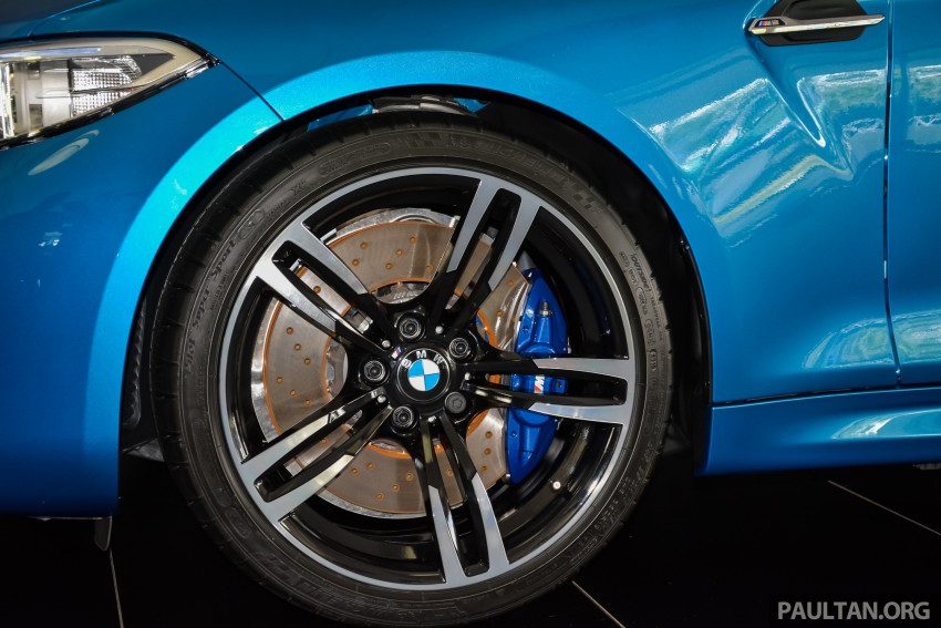 BMW M2 Coupe launched in Malaysia – RM498,800 Image #453186