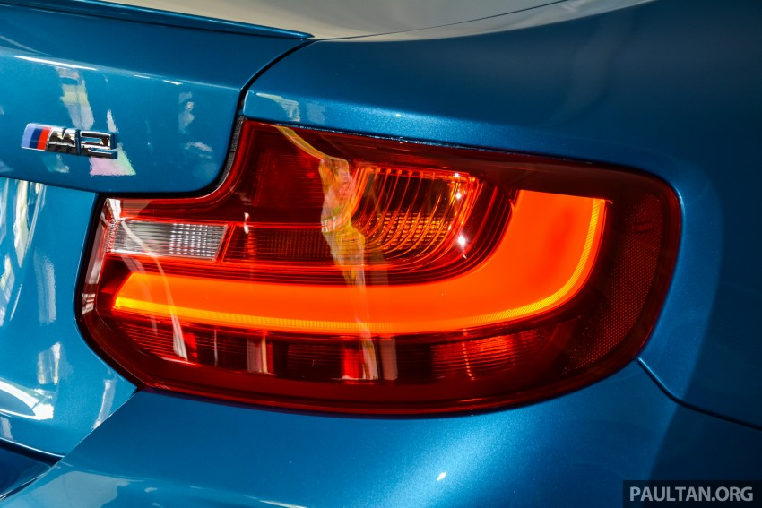 BMW M2 Coupe launched in Malaysia – RM498,800 Image #453189