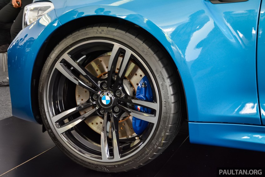 BMW M2 Coupe launched in Malaysia – RM498,800 Image #453191