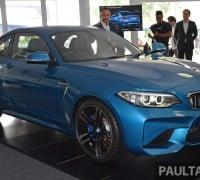 BMW M2 Launch 1