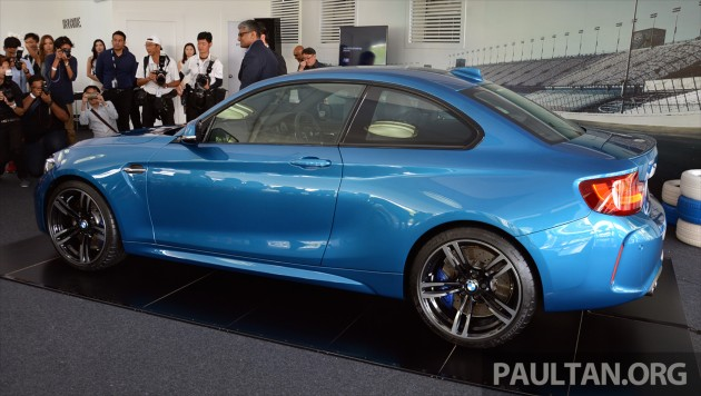 BMW M2 Launch 2