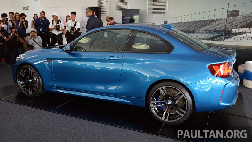BMW M2 Coupe launched in Malaysia – RM498,800 Image #453160