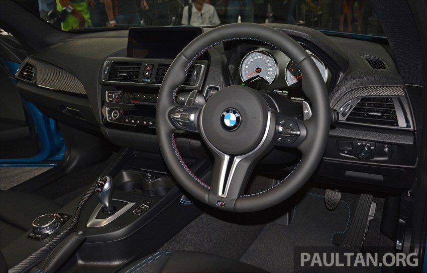 BMW M2 Coupe launched in Malaysia – RM498,800 Image #453240