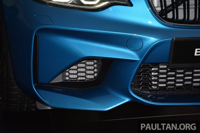 BMW M2 Coupe launched in Malaysia – RM498,800 Image #453246