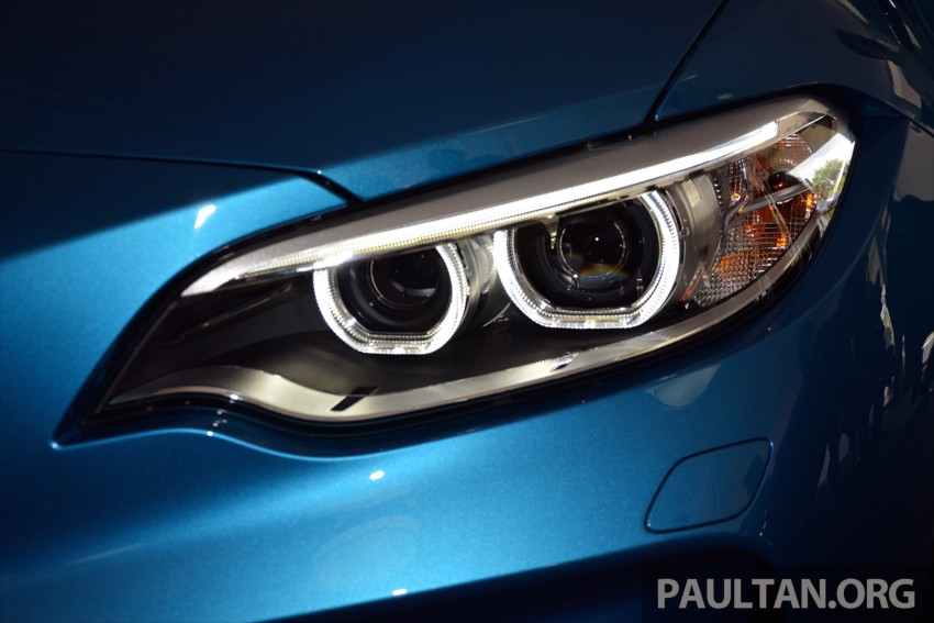 BMW M2 Coupe launched in Malaysia – RM498,800 Image #453247