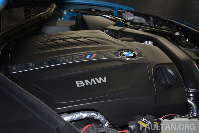 BMW M2 Coupe launched in Malaysia – RM498,800 Image #453299