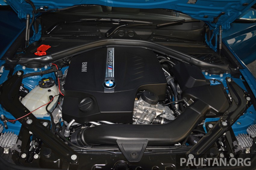 BMW M2 Coupe launched in Malaysia – RM498,800 Image #453300