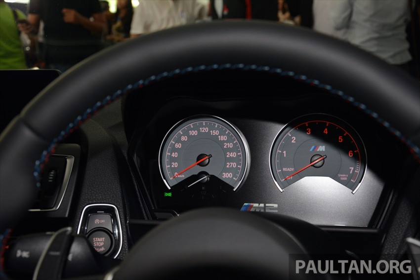 BMW M2 Coupe launched in Malaysia – RM498,800 Image #453235