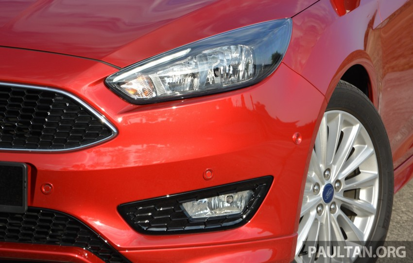 C346 Ford Focus facelift launched in Malaysia – Trend, Sport+ hatch and Titanium+ sedan, from RM119k Image #458028