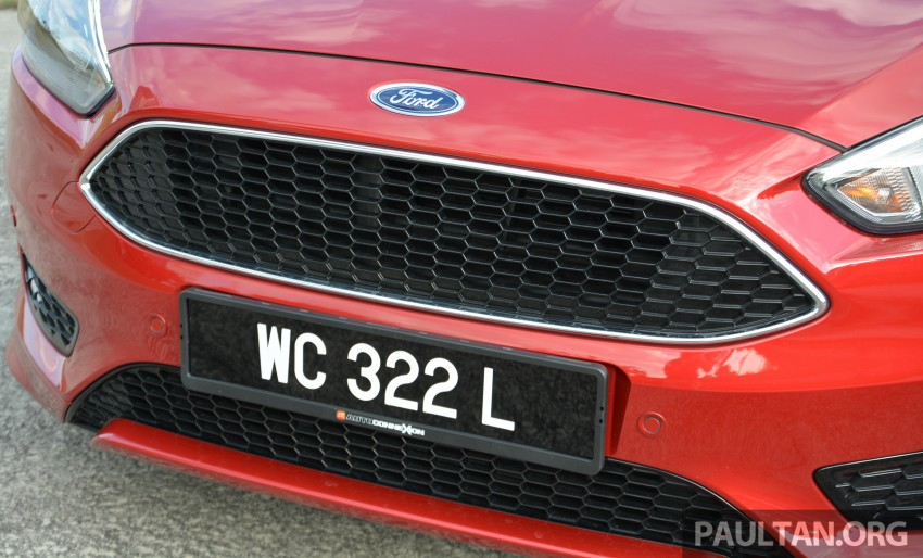 C346 Ford Focus facelift launched in Malaysia – Trend, Sport+ hatch and Titanium+ sedan, from RM119k Image #458029