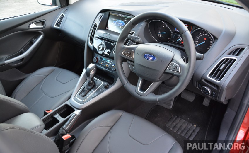 C346 Ford Focus facelift launched in Malaysia – Trend, Sport+ hatch and Titanium+ sedan, from RM119k Image #458039