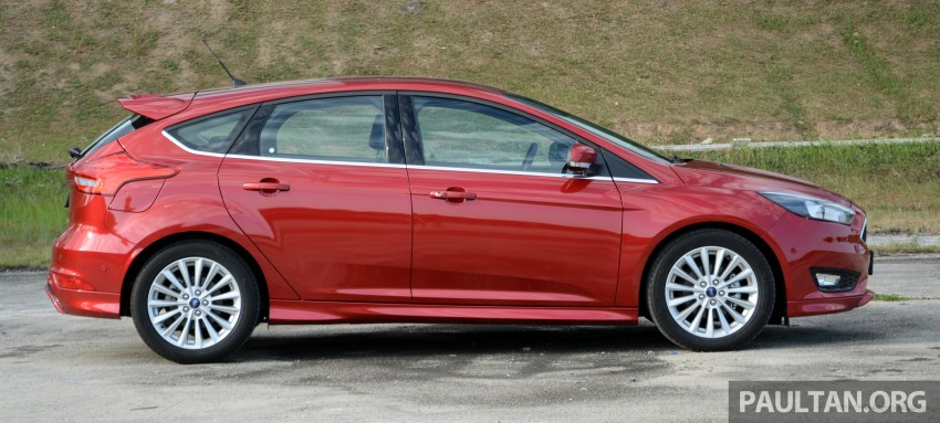 C346 Ford Focus facelift launched in Malaysia – Trend, Sport+ hatch and Titanium+ sedan, from RM119k Image #458018