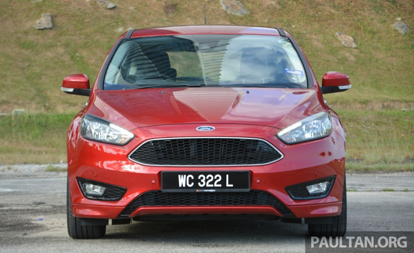 C346 Ford Focus facelift launched in Malaysia – Trend, Sport+ hatch and Titanium+ sedan, from RM119k Image #458019