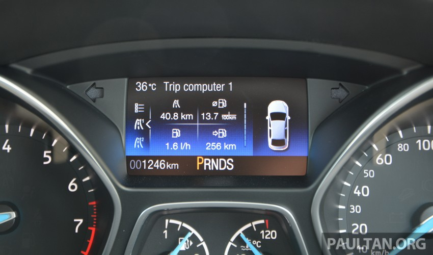 C346 Ford Focus facelift launched in Malaysia – Trend, Sport+ hatch and Titanium+ sedan, from RM119k Image #458084