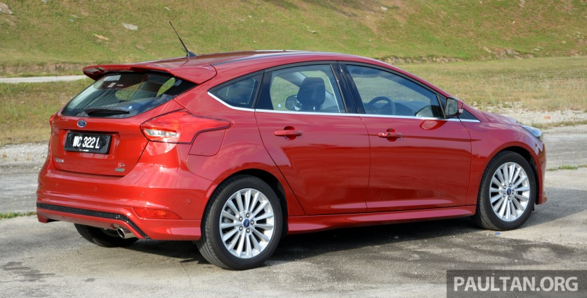 C346 Ford Focus facelift launched in Malaysia – Trend, Sport+ hatch and Titanium+ sedan, from RM119k Image #458023