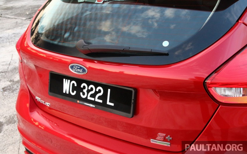 C346 Ford Focus facelift launched in Malaysia – Trend, Sport+ hatch and Titanium+ sedan, from RM119k Image #458093