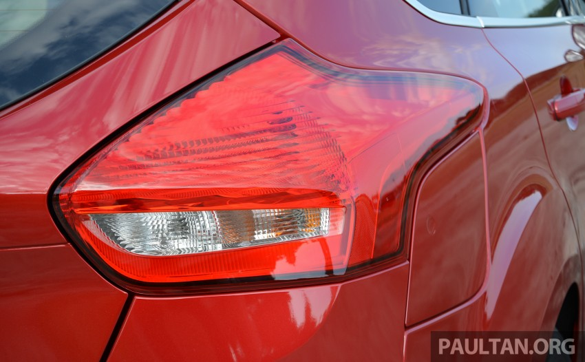 C346 Ford Focus facelift launched in Malaysia – Trend, Sport+ hatch and Titanium+ sedan, from RM119k Image #458011