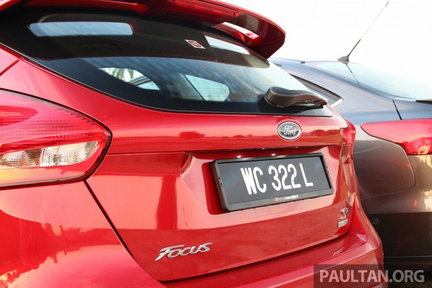 C346 Ford Focus facelift launched in Malaysia – Trend, Sport+ hatch and Titanium+ sedan, from RM119k Image #458012