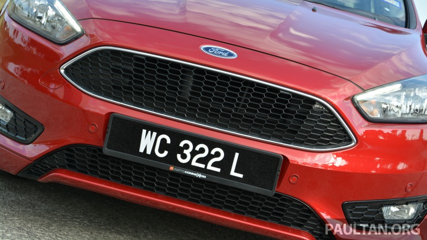 C346 Ford Focus facelift launched in Malaysia – Trend, Sport+ hatch and Titanium+ sedan, from RM119k Image #458013