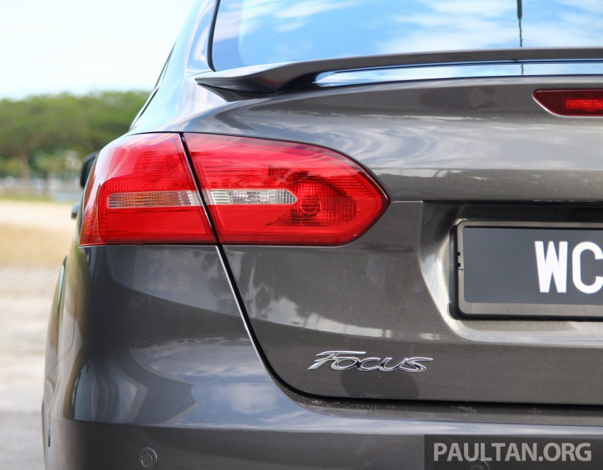 C346 Ford Focus facelift launched in Malaysia – Trend, Sport+ hatch and Titanium+ sedan, from RM119k Image #457934