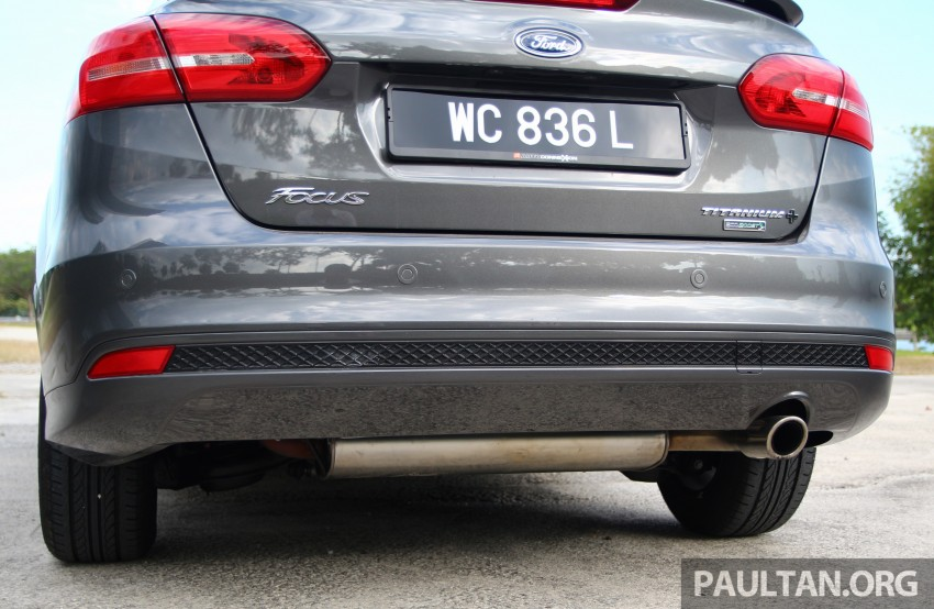 C346 Ford Focus facelift launched in Malaysia – Trend, Sport+ hatch and Titanium+ sedan, from RM119k Image #457935