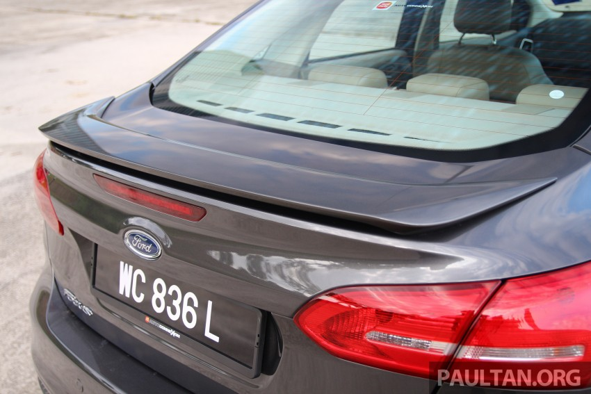 C346 Ford Focus facelift launched in Malaysia – Trend, Sport+ hatch and Titanium+ sedan, from RM119k Image #457936
