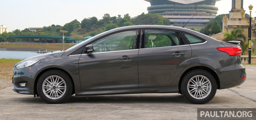 C346 Ford Focus facelift launched in Malaysia – Trend, Sport+ hatch and Titanium+ sedan, from RM119k Image #457938