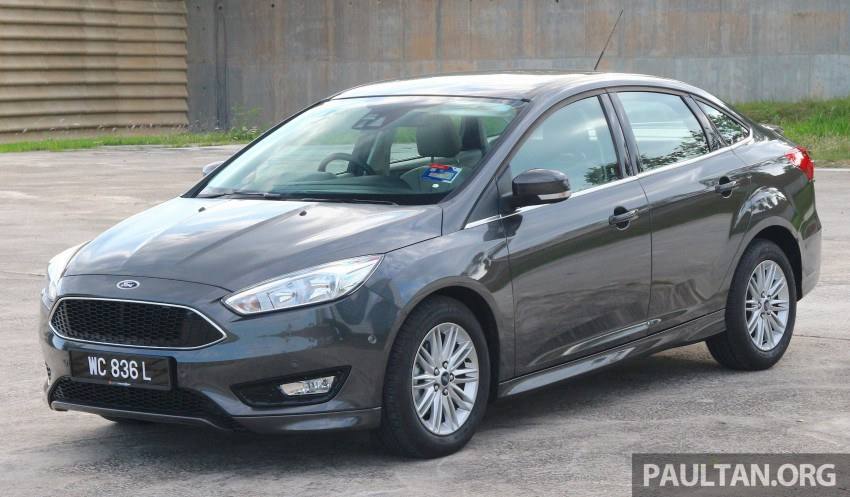 C346 Ford Focus facelift launched in Malaysia – Trend, Sport+ hatch and Titanium+ sedan, from RM119k Image #457939