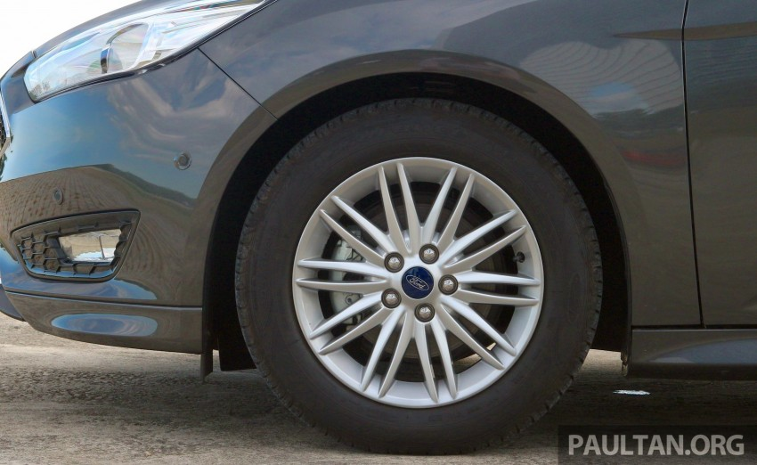 C346 Ford Focus facelift launched in Malaysia – Trend, Sport+ hatch and Titanium+ sedan, from RM119k Image #457940