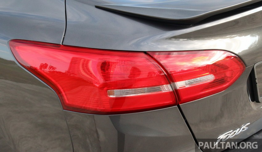 C346 Ford Focus facelift launched in Malaysia – Trend, Sport+ hatch and Titanium+ sedan, from RM119k Image #457942