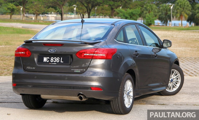 C346 Ford Focus facelift launched in Malaysia – Trend, Sport+ hatch and Titanium+ sedan, from RM119k Image #457946