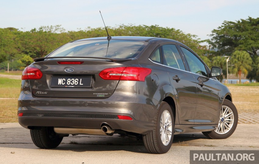 C346 Ford Focus facelift launched in Malaysia – Trend, Sport+ hatch and Titanium+ sedan, from RM119k Image #457947