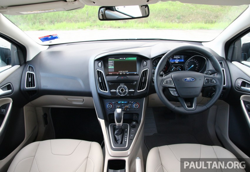 C346 Ford Focus facelift launched in Malaysia – Trend, Sport+ hatch and Titanium+ sedan, from RM119k Image #457949