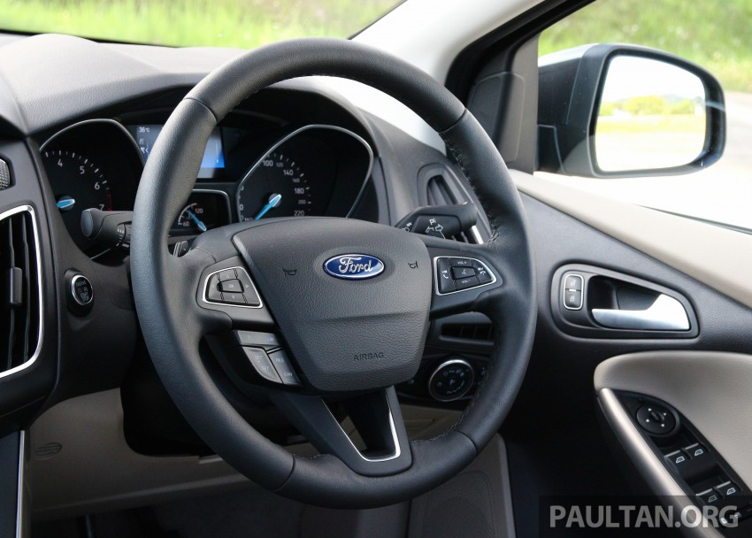 C346 Ford Focus facelift launched in Malaysia – Trend, Sport+ hatch and Titanium+ sedan, from RM119k Image #457952