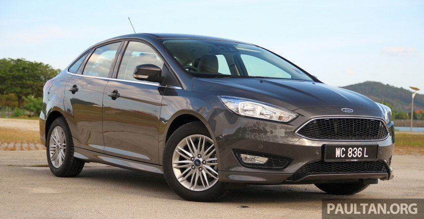 C346 Ford Focus facelift launched in Malaysia – Trend, Sport+ hatch and Titanium+ sedan, from RM119k Image #457980