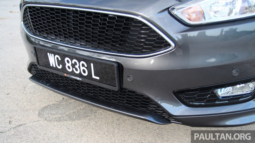 C346 Ford Focus facelift launched in Malaysia – Trend, Sport+ hatch and Titanium+ sedan, from RM119k Image #457928