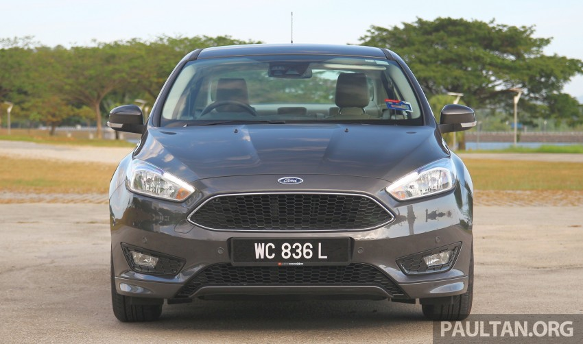C346 Ford Focus facelift launched in Malaysia – Trend, Sport+ hatch and Titanium+ sedan, from RM119k Image #457981