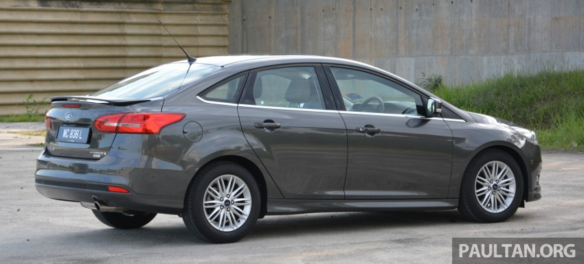 C346 Ford Focus facelift launched in Malaysia – Trend, Sport+ hatch and Titanium+ sedan, from RM119k Image #457924