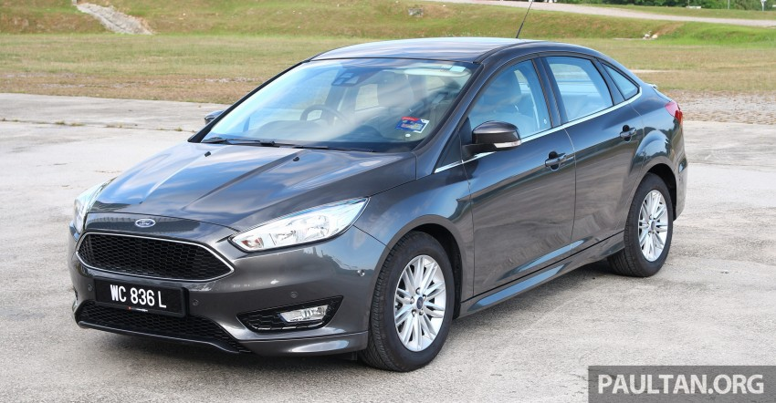 C346 Ford Focus facelift launched in Malaysia – Trend, Sport+ hatch and Titanium+ sedan, from RM119k Image #457982