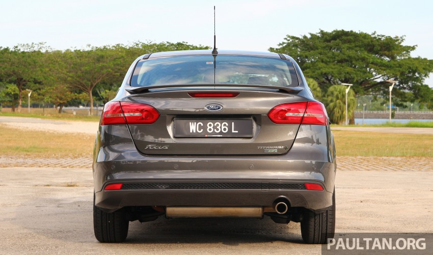 C346 Ford Focus facelift launched in Malaysia – Trend, Sport+ hatch and Titanium+ sedan, from RM119k Image #457977