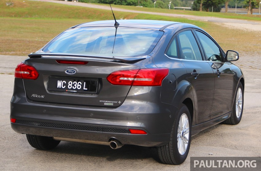 C346 Ford Focus facelift launched in Malaysia – Trend, Sport+ hatch and Titanium+ sedan, from RM119k Image #457933