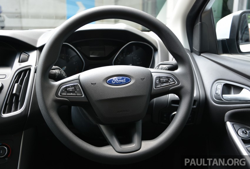 C346 Ford Focus facelift launched in Malaysia – Trend, Sport+ hatch and Titanium+ sedan, from RM119k Image #458507