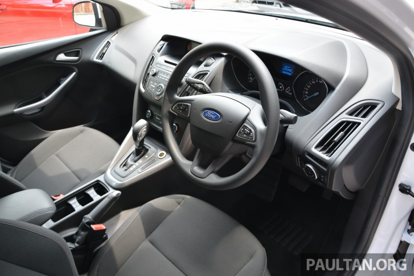 C346 Ford Focus facelift launched in Malaysia – Trend, Sport+ hatch and Titanium+ sedan, from RM119k Image #458508