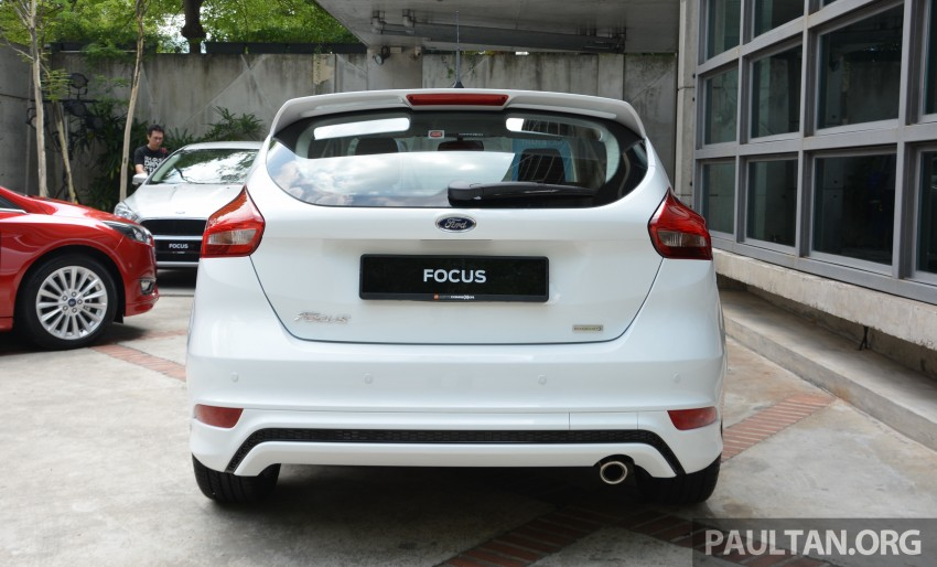 C346 Ford Focus facelift launched in Malaysia – Trend, Sport+ hatch and Titanium+ sedan, from RM119k Image #458499
