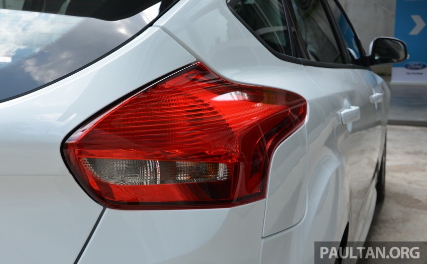 C346 Ford Focus facelift launched in Malaysia – Trend, Sport+ hatch and Titanium+ sedan, from RM119k Image #458500