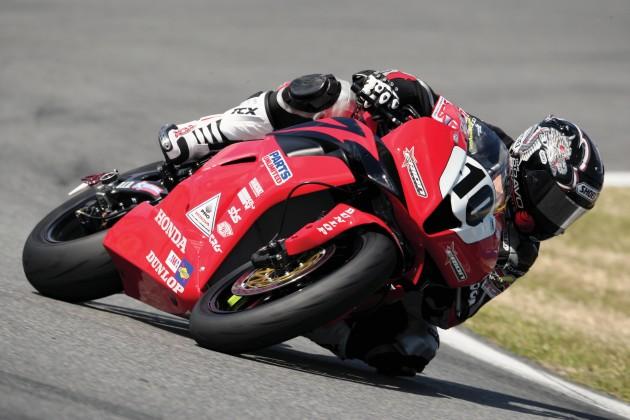 2009 Erion Racing Honda CPeris.