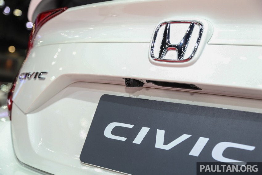 GALLERY: 2016 Honda Civic at Bangkok Motor Show Image #463955
